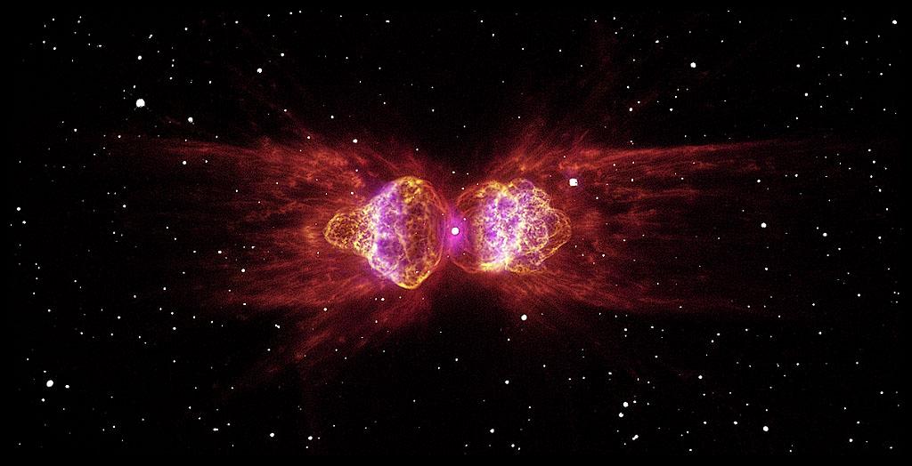 ant nebula hubble space telescope - photo #9